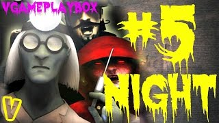 Asylum Night Shift 2 iOS / Android / Amazon Gameplay Video PART 5