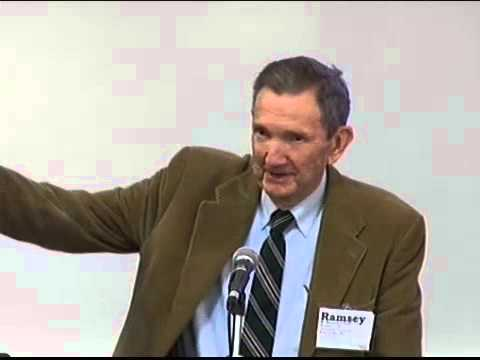 10th Annual Legal Ethics & Professionalism Symposium: W. Ramsey Clark