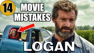 14 Mistakes of LOGAN You Didn
