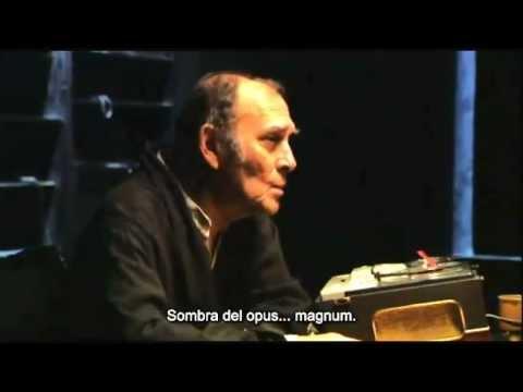 La última cinta de Krapp - Samuel Beckett (con Harold Pinter)