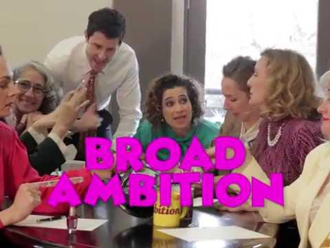 BROAD AMBITION Starring Girls Girls Girls