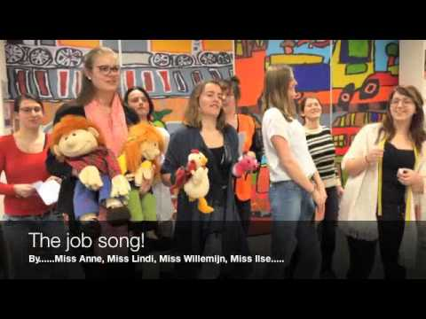 The job song by Such Fun!