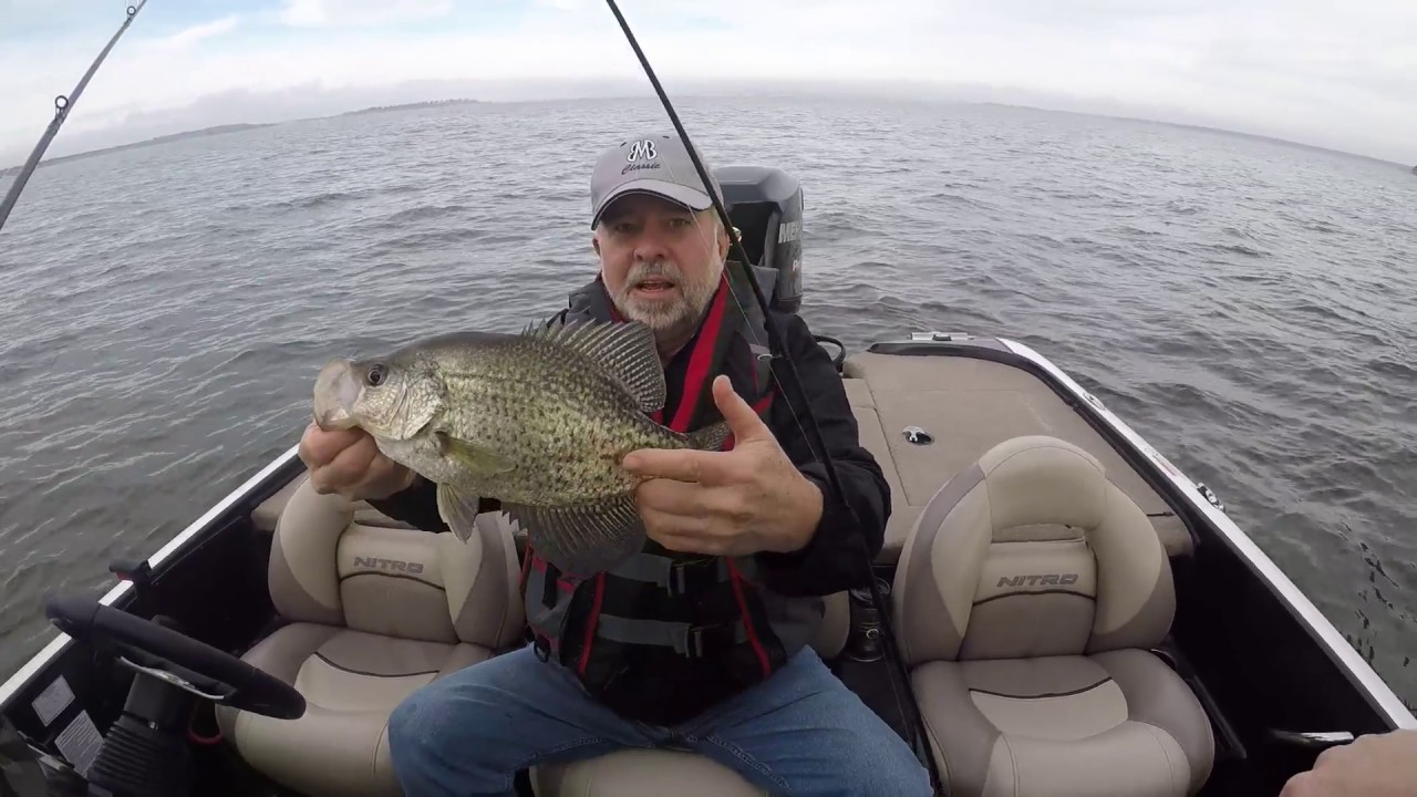Lake sam rayburn crappie fishing youtube for Fishing sam rayburn