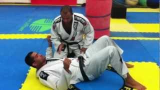 Finalização partindo do 100kg por Ricardo Evangelista e Igor Silva