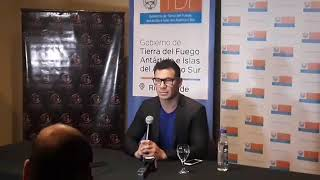 Video: Conferencia de prensa de Maravilla Martínez en el Gran Hotel