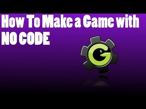 How to Make Your Own Game (NO CODE!)