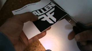 How To Make Your Own Skate Stickers