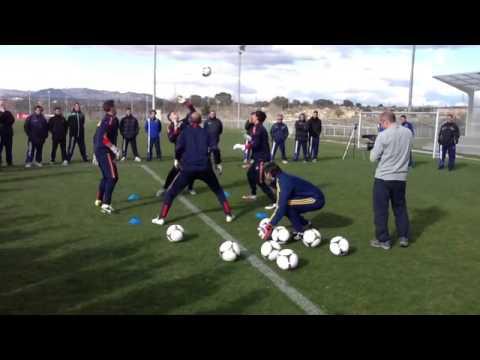 Goalkeeper Licence of Spanish football federation  RFEF  2013-02-26 12.31