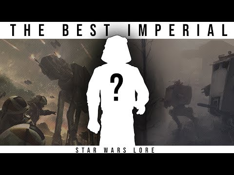 The GREATEST IMPERIAL OFFICER of all time | Star Wars Legends Lore