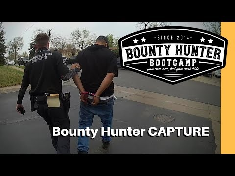 No Crying In Bail Bonds | Bounty Hunter CAPTURE