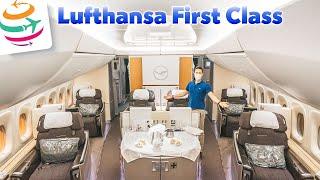 Lufthansa First Class während Corona, alles wie immer? | YourTravel.TV