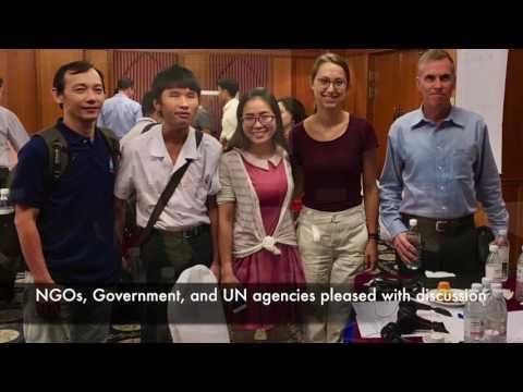Final Consultation Meeting - Phnom Penh - April 2017