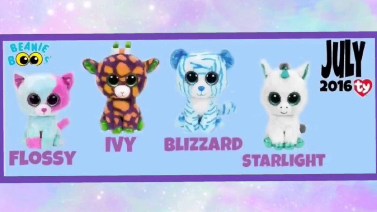 29d276d7d7a Maybe New Beanie Boo Stuff! - YouTube