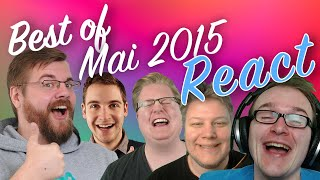 REACT: Best of Mai 2015