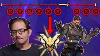 Download Video Overwatch Placements Are BROKEN! MP3 3GP MP4