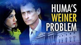 "Huma Abedin's ""Weiner problem"" getting worse | John Cardillo"