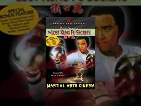 Lost Kung Fu Secrets