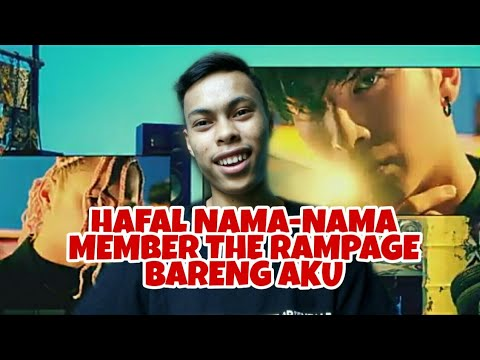 The Rampage From Exile Tribe / Move The World MV Reaction