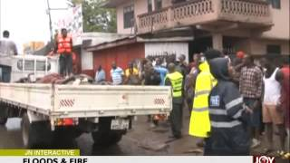 Aftermath Of Accra Floods and Fire  - Joy News (4-6-15)