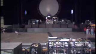 pink floyd behind the stageToronto