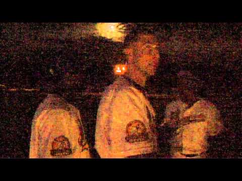 Lights Go Out At Minor League Baseball Game (654)
