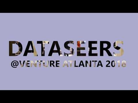 DataSeers, Adwait Joshi presents at Venture Atlanta 2018