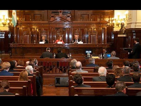 Audiencia pública ante la Corte Suprema en la causa