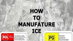 METH LAB (how ice is made)