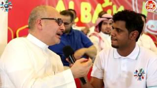 بطولة الـ60 الرمضانية السادسة (البيك) : لقاء المهندس رامي أبوغزاله الرئيس التنفيذي لشركة البيك