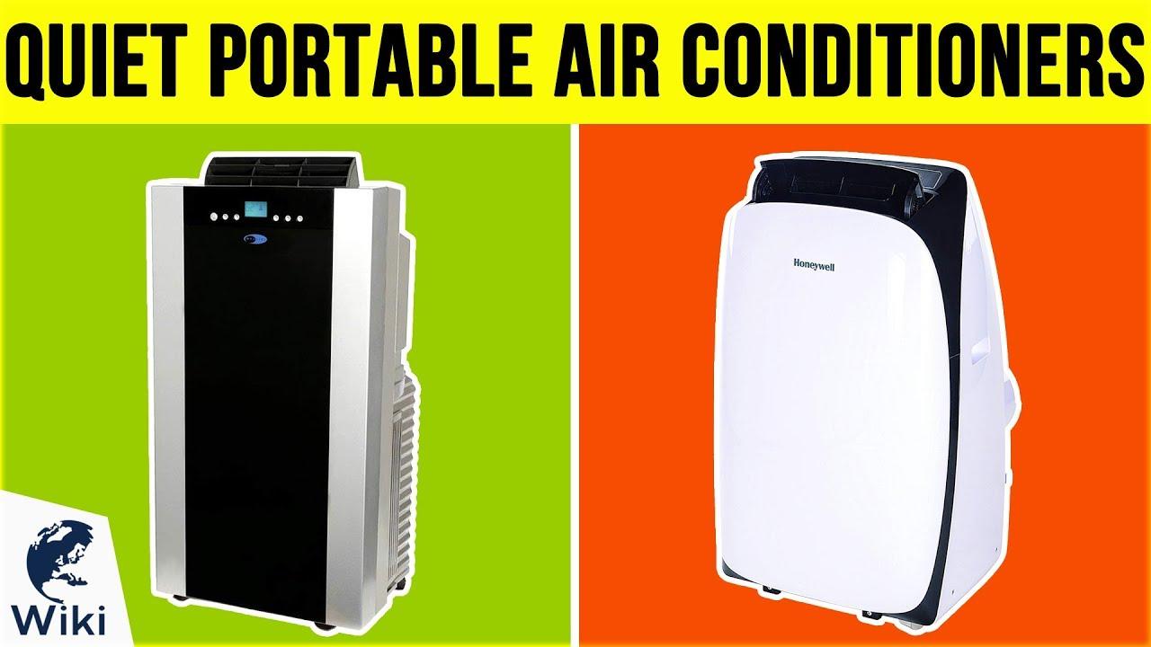 6 Best Quiet Portable Air Conditioners 2019
