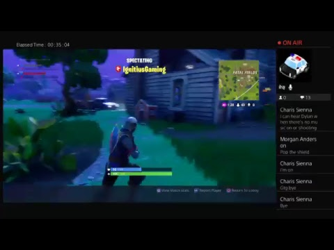 Fortnight live (feat. Dylan walsh)