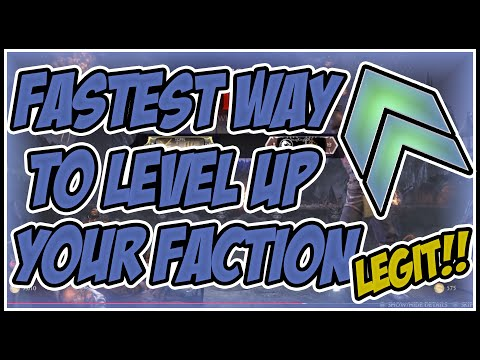 How to Level Up Your Faction Fast on Mortal Kombat X