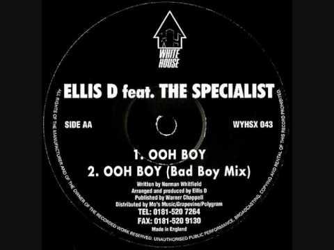 Ellis Dee feat The Specialist - Ooh Boy