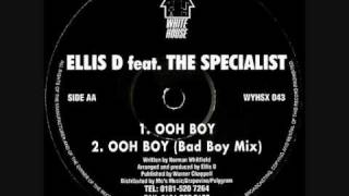 Ellis Dee feat The Specialist - Ooh Boy
