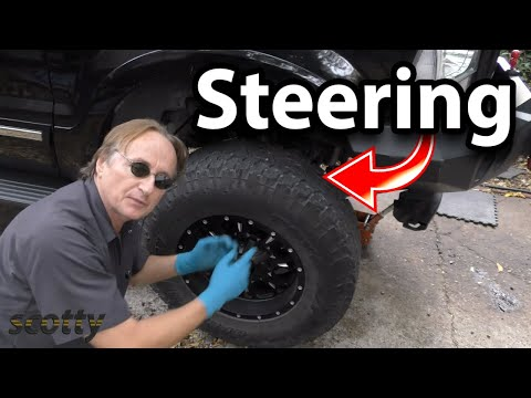 Fixing Steering That Clunks And Has Play