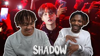 Gambar cover BTS (방탄소년단) MAP OF THE SOUL : 7 'Interlude : Shadow' Comeback Trailer - REACTION | #CreatingARMYs