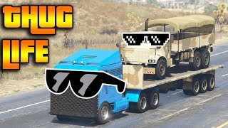 GTA 5 ONLINE : THUG LIFE AND FUNNY MOMENTS (WINS, STUNTS AND FAILS #24)