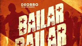 Deorro-- Bailar feat  Elvis Crespo Cover Art Teaser  (2016) DMT