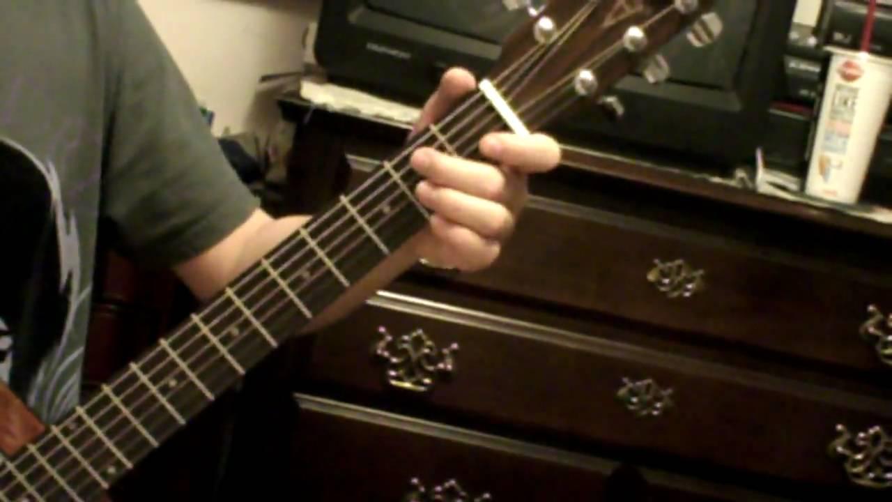 Chords For Tribute Tenacios D Youtube