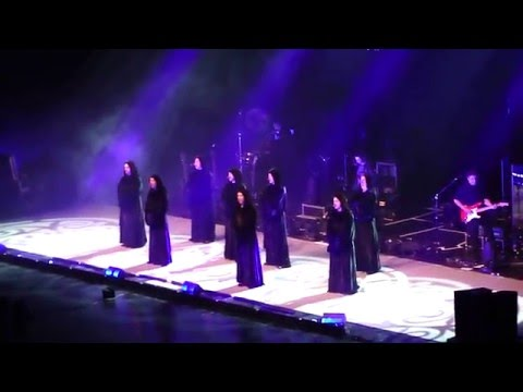 Gregorian Masters of chants live in Moscow 11 03 16