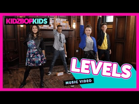 KIDZ BOP Kids - Levels (Official Music Video) [KIDZ BOP 31]