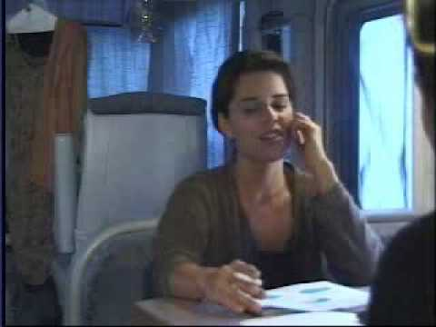 Neve Campbell Secret Cam No. 1 - Promotion for Three To Tango