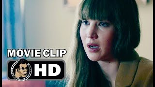 RED SPARROW Movie Clip - Hold Something Back (2018) Jennifer Lawrence Drama Thriller Movie HD