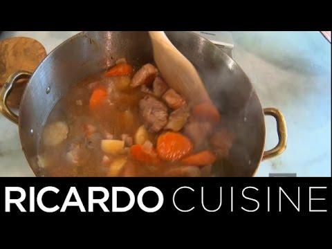 Comment cuisiner un mijot de base ricardo cuisine youtube for Cuisine ricardo
