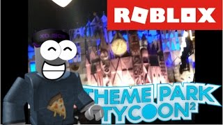 ROBLOX Theme Park Tycoon 2: It's a Small World Full Ride POV (version 1)