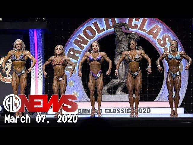 2020 Arnold Sports Festival - результат Figure International.
