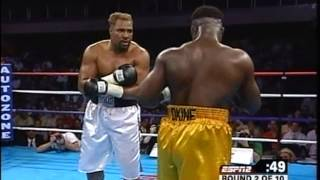 Shannon Briggs VS Abraham Okine - Heavyweight Contest