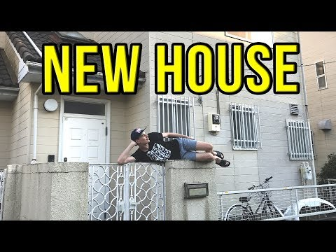 OUR NEW HOUSE! - We Moved To Yokohama!