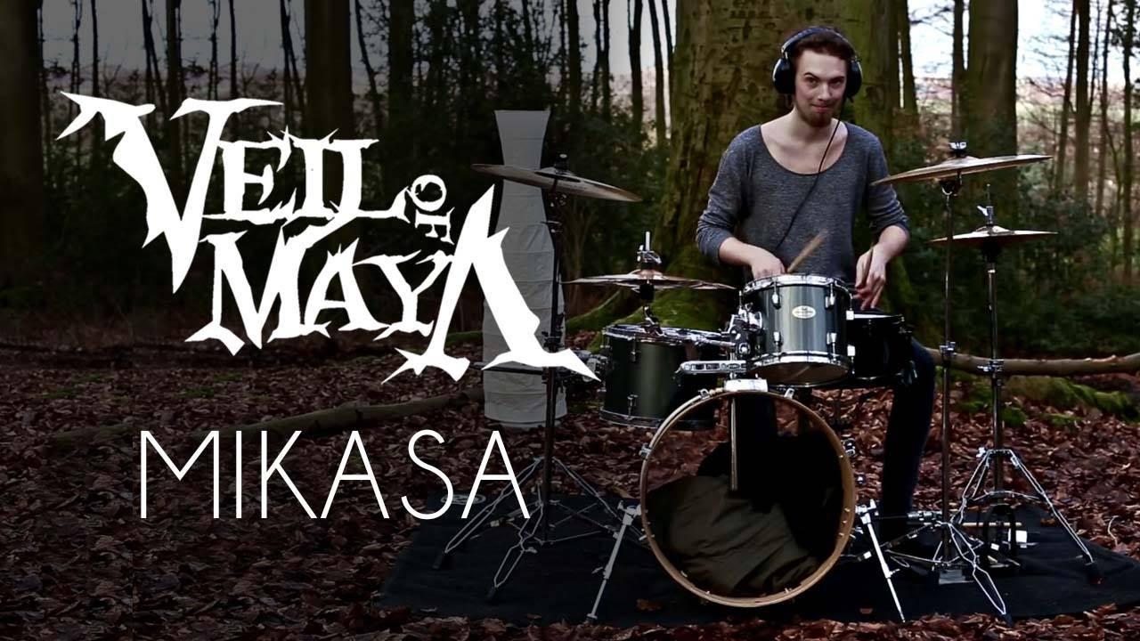 Julian Hauptvogel - MIKASA - Veil of Maya [#Drum #Cover]