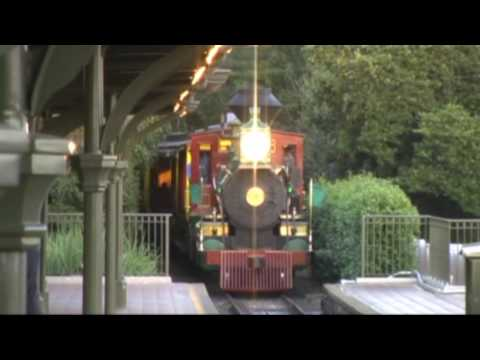 Railfanning Florida: The Walt Disney World Railroad